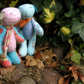Jesienny spacer ...