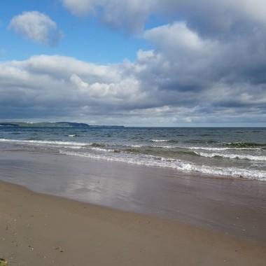 ....................i prawie wiosenne morze :)Pozdrawiam Was bardzo serdecznie i duuuuuuuuuuuuuuuuużo dobrego życzę :)