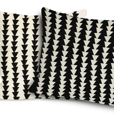 Poduszki dekoracyjne black&white by deko boko