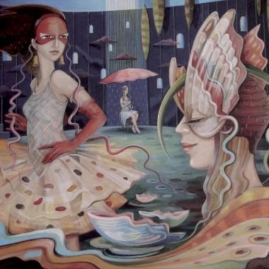 Obrazy Elzbiety Fiołek- Kazaneckiej - do kupienia
