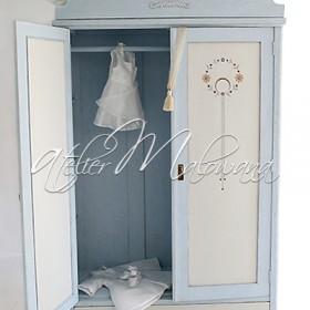 Eklektyczne, klasyczne szafy