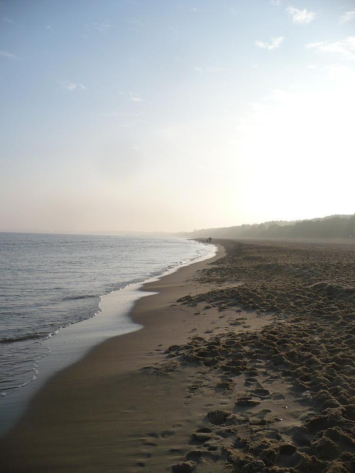 Pozostałe, Szara galeria znad morza .............. - .............jesienne morze w stalowym kolorze..............