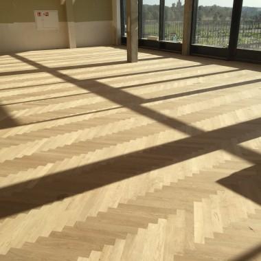 Roble Jodła Klasyczna, podłoga lita, materiał: dąb, wymiary: 16 x 70 x 500 wykończenie olejowosk odcień eiche/nossbaum.