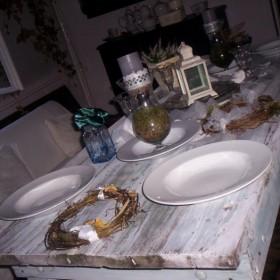 Wyjątkowy stół.