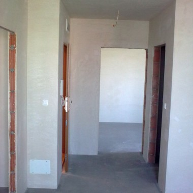 Mieszkanie przed aranżacją
