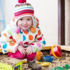 Piaskownica - świetny prezent na Dzień Dziecka!