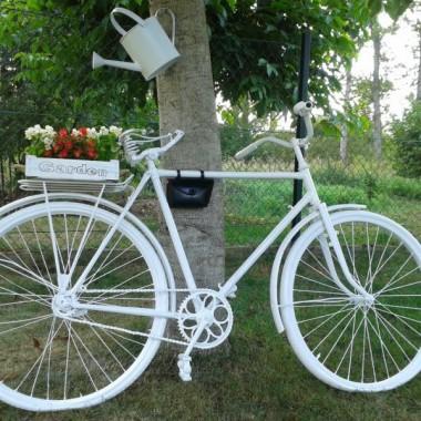 Rower kwietnik