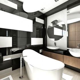 luksusowe łazienki przy sypialni