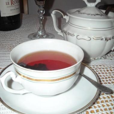 Zapraszam na herbatkę .........
