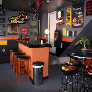 Garaż HD