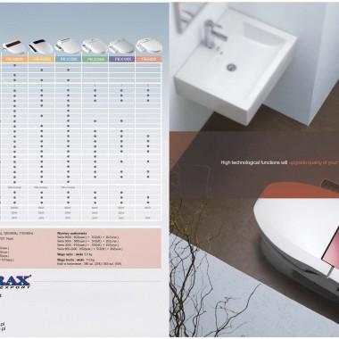 Elektroniczne deski bidetowe XIME