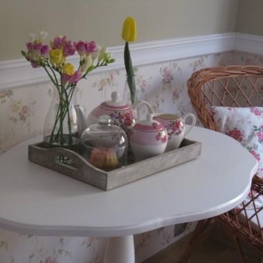 wiosenne dopieszczanie - sypialnia :)