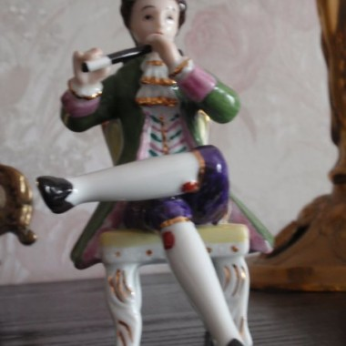 figurki porcelanowe i nie tylko...