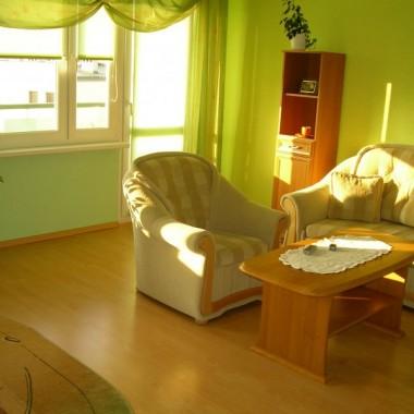 Moje mieszkanie:)