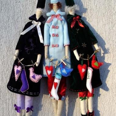 Świąteczne skrzaty już czekają na zimę &#x3B;)