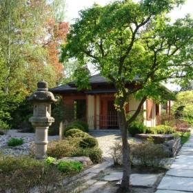Ogród japoński - Wrocław
