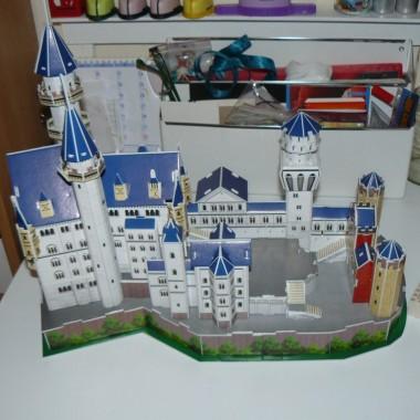 Zamek składany z Synkiem :)