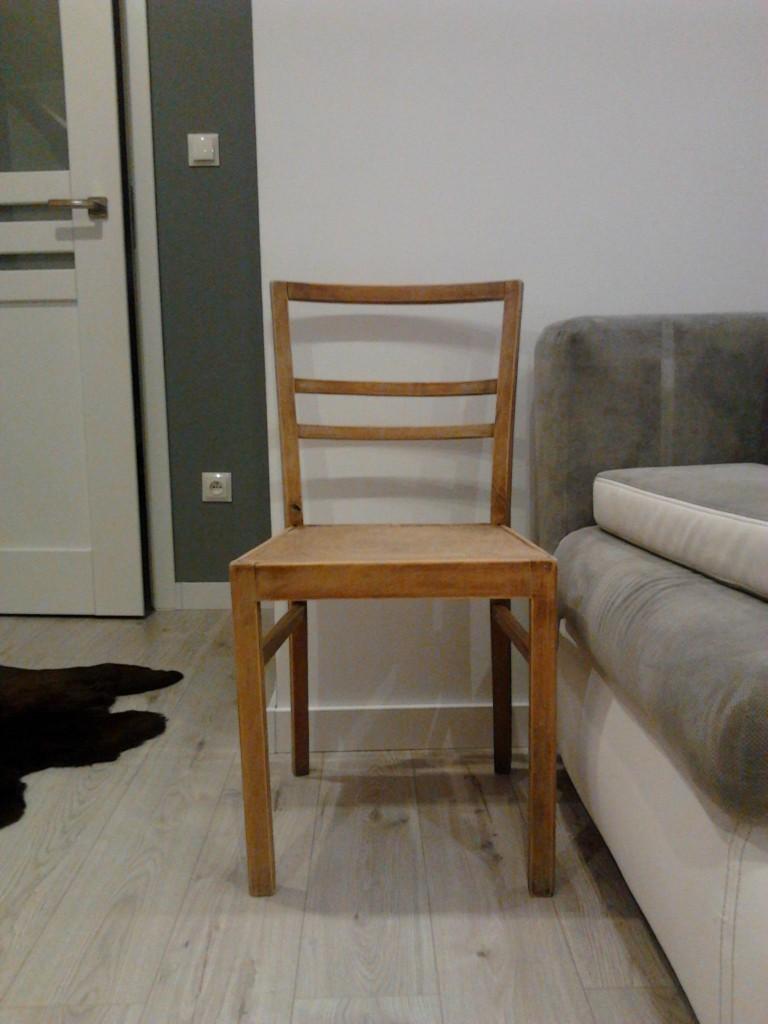 Poddasze, Co zrobic ze starymi krzesłami?  proszę o pomysły! :)