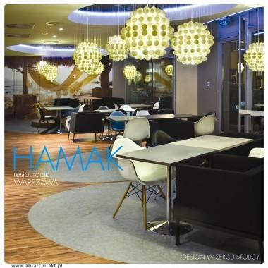 Restauracja HAMAK - Warszawa: