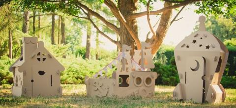 Domy z kartonu - mrzonka czy przyszłość budownictwa?