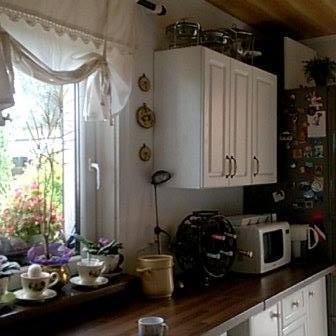 moja kuchnia na wsi..