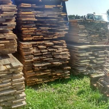 Stare drewno, Stare deski