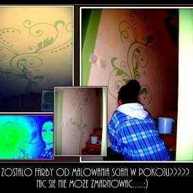 Wzory na ścianę