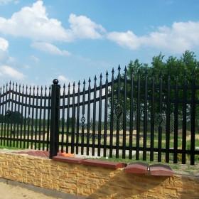 Ogrodzenia, ogrodzenie, brama