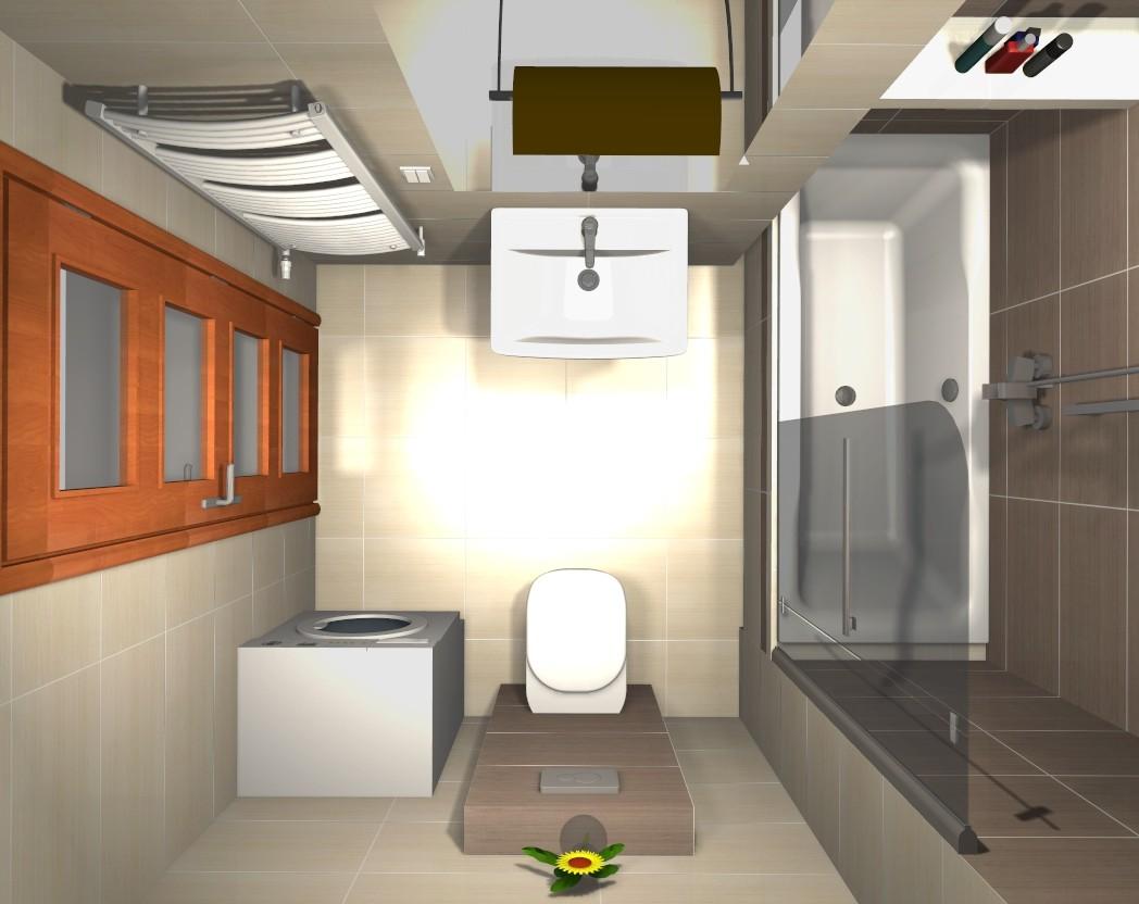 Zdjęcie 24 W Aranżacji Projekt łazienki Z Płytek Paradyż