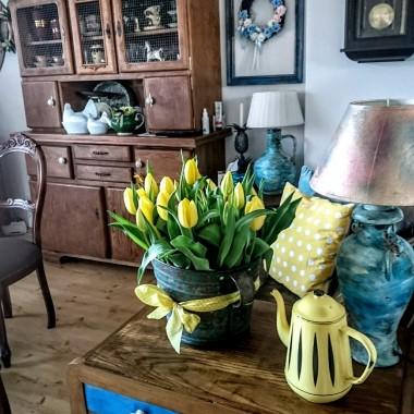 Wiosna moim okiem ... Kwiaty, zajace,paleta barwinstagram rozanykredens - zapraszam