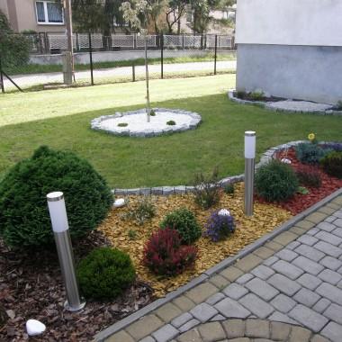 mój ogród jesienią