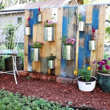 Ogródek diy