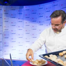 Kuchnia z trzema gwiazdkami Michelin na I urodziny Cook Story by Samsung