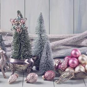 Boże Narodzenie w domach gwiazd