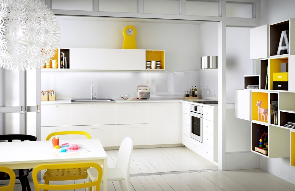 Zdjęcie 17 W Aranżacji Kuchnie Kilka Ciekawych Inspiracji