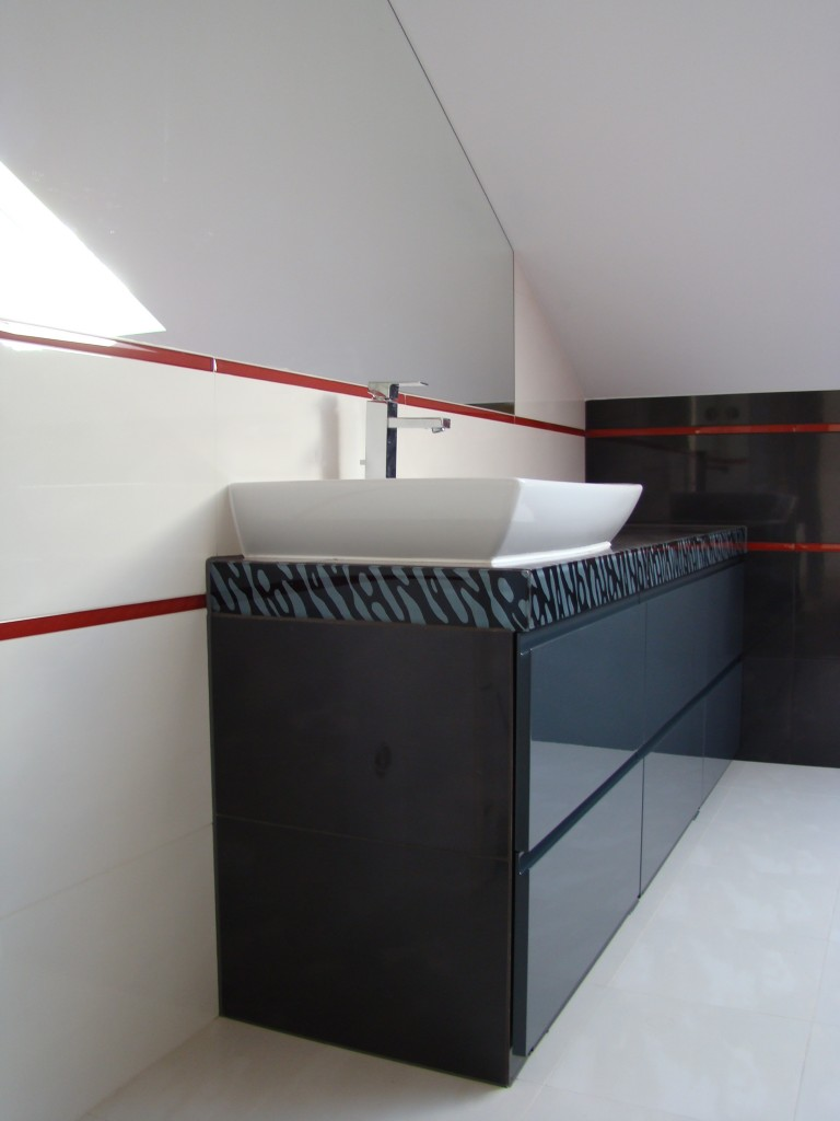 łazienka Projekt I Wykonanie Deccoriapl