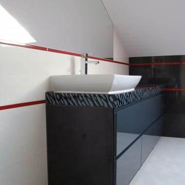 łazienka projekt i wykonanie