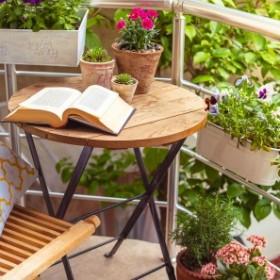 Przechowywanie w ogrodzie i na balkonie. O tym warto wiedzieć