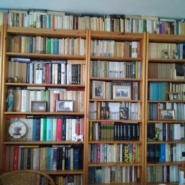 Książkowa galeria :)