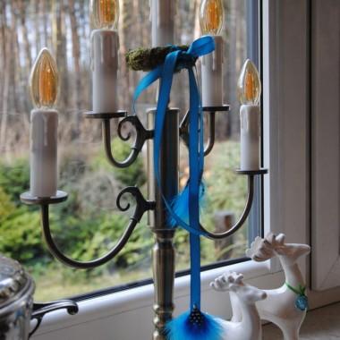"""Wysprzątałam ,wycacałam i dekoruję z zapałem :) W przyszłym tygodniu pojawi się choinka i świeża """"zielenina"""" oraz mam nadzieję na trochę białego puszku za oknem :) Życzę Wam przyjemnej przedświątecznej krzątaniny :)"""