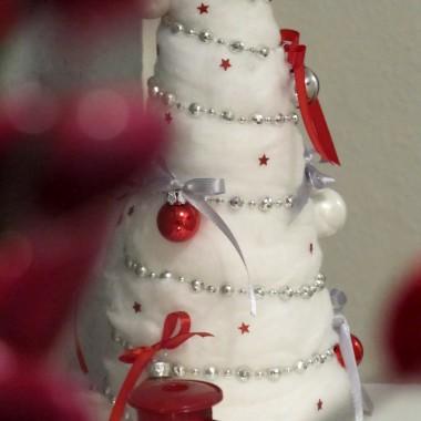 U mnie też już Świątecznie się zrobiło :)