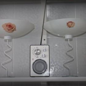 Pomysł na świeczniki (podobny do poprzedniego) oraz paterki...