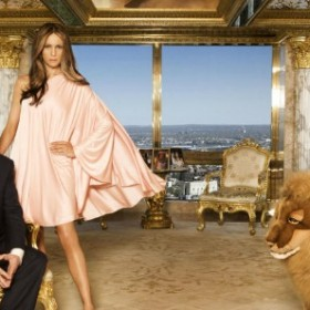 Dotyk Midasa. Jak mieszka Donald Trump?