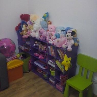 Brak pomysłu na wystrój pokoju prawie czteroletniej córci Jak urządzić ten pokoik?