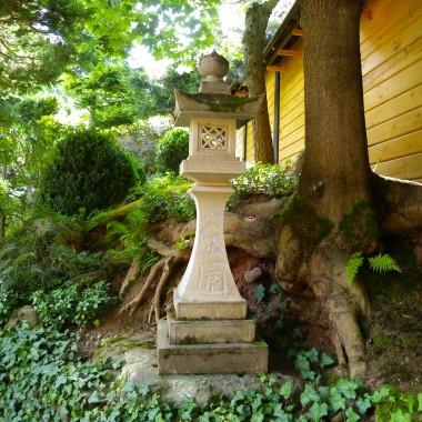 Ogród japoński w Jarkowie.Wakacje 2014