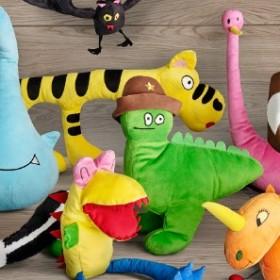 IKEA spełnia dziecięce marzenia! Maskotki zaprojektowane przez dzieci w sklepach na całym świecie