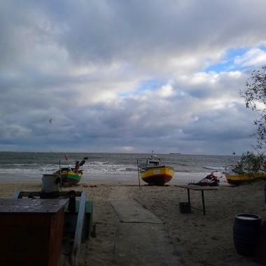 ..............i wiatr nad morzem..................