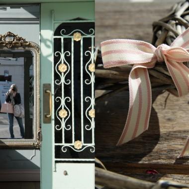 Kochane,dzisiaj przedstawiam galerię wystawową,ciuchową,zdjęcia robiłam w małym miasteczku w którym można znaleźć ubrania wielkich,światowych marek.Ja zachwycam się tymi pastelami,to jest mój zdecydowanie nr 1,koronki,róże,falbanki ach,jak dobrze być kobietą!Przedstawiam Wam też część mojej garderoby.Zapraszam na mojego bloga,gdzie w związku z urodzinami ogłosiłam candy :) Wy też możecie wziąć udział.Pozdrawiam sobotnio.