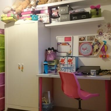 Pokój sześciolatki