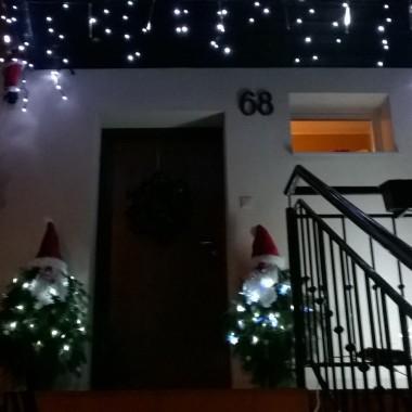 mój świąteczny domek